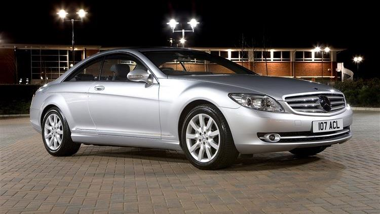 Mercedes-Benz CL-Class (2007-2010) used car review | Car
