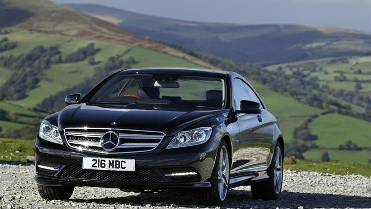 Mercedes Benz Cl 2010 2017 Used Car Review