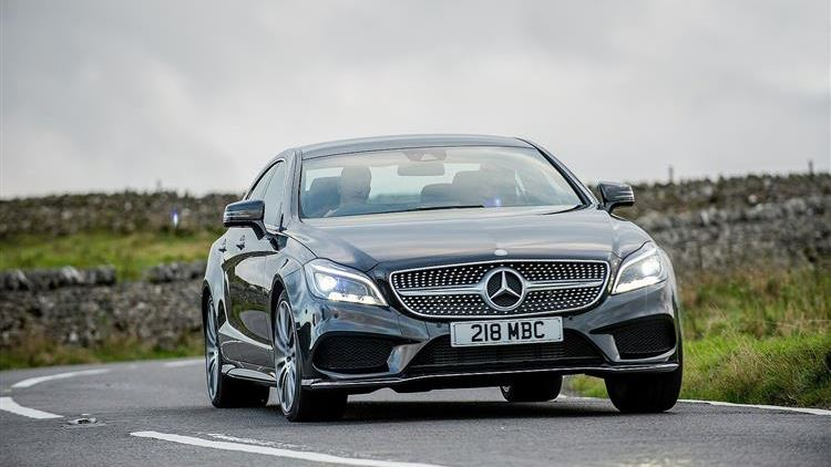 Mercedes Benz Cls 2017 Used Car Review