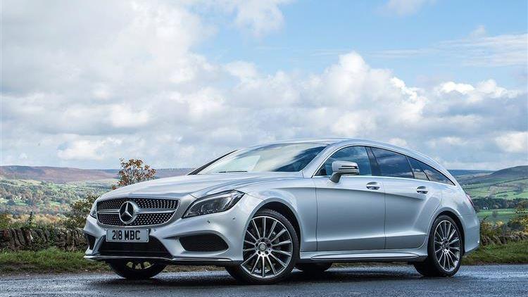 Mercedes-Benz CLS Shooting Brake (2015 - 2017) used car
