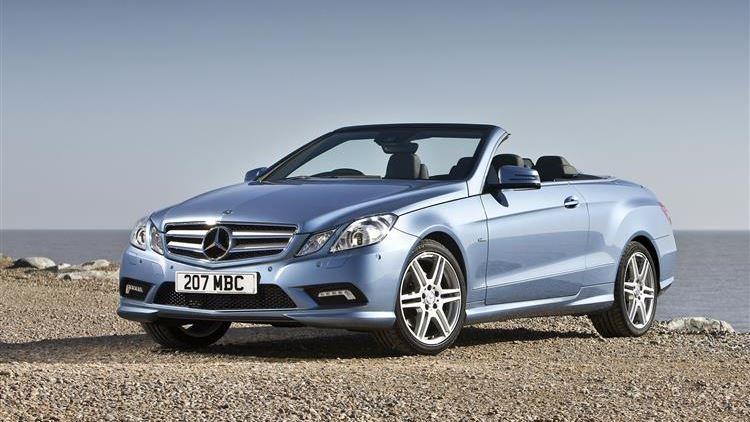 Mercedes-Benz E-Class Cabriolet (2010 - 2013) used car review | Car
