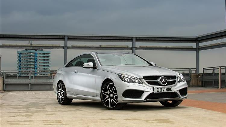 Mercedes-Benz E-Class Coupe (2013 - 2016) used car review | Car