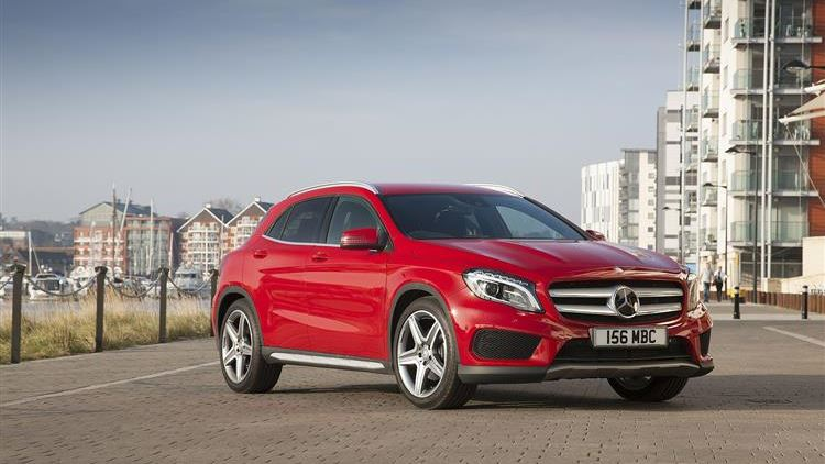 Mercedes Benz Gla 2017 Used Car Review