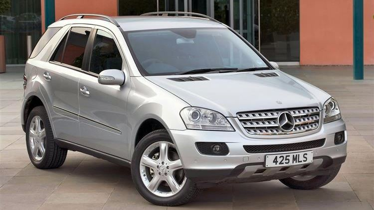 Mercedes Benz M Class 2005 2011 Used Car Review Car