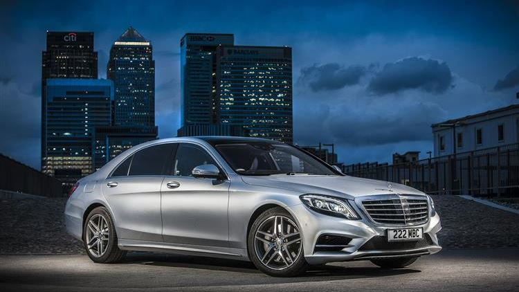 Mercedes Benz S Cl Saloon Hybrid 2017 Used Car Review