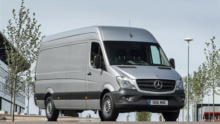 dbd25fd18df2e1 Mercedes-Benz Sprinter (2006 - 2018) used car review