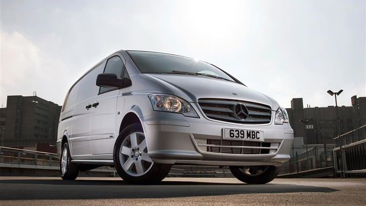 Mercedes-Benz Vito (2010-2015) used car review | Car review