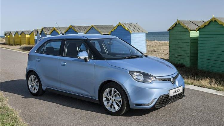 MG3 (2013 - 2018) used car review | Car review | RAC Drive