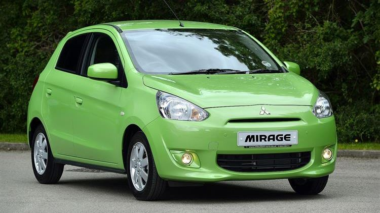 Mitsubishi Mirage 2013 2016 Used Car Review Car Review Rac Drive