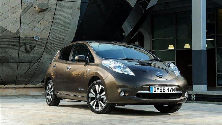Nissan Leaf 2017 Used Car Review