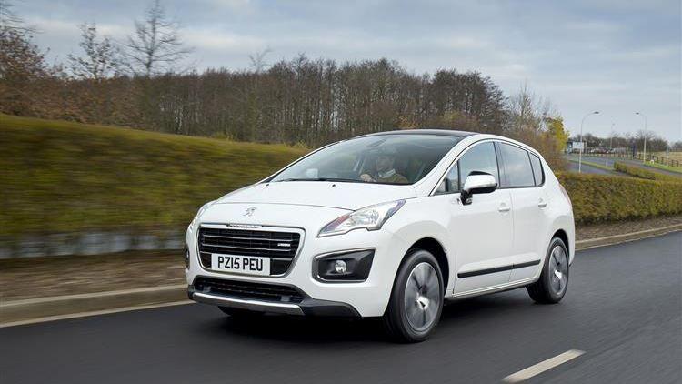 Peugeot 3008 (2013 - 2016) used car review   Car review