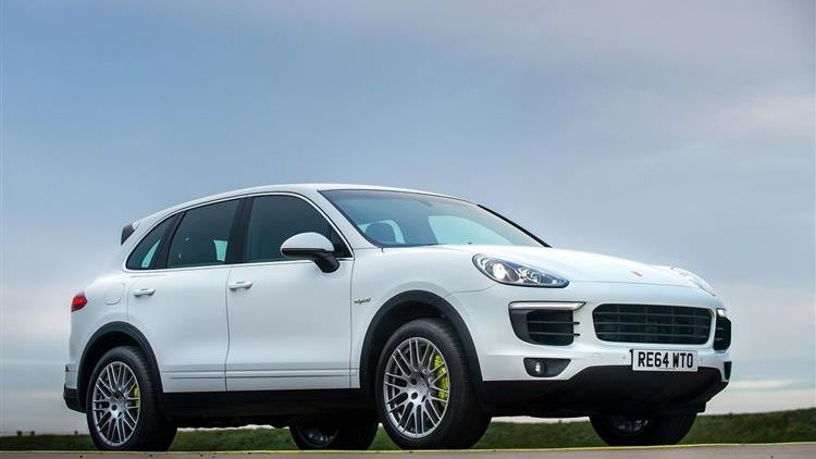 Porsche Cayenne 2017 Used Car Review