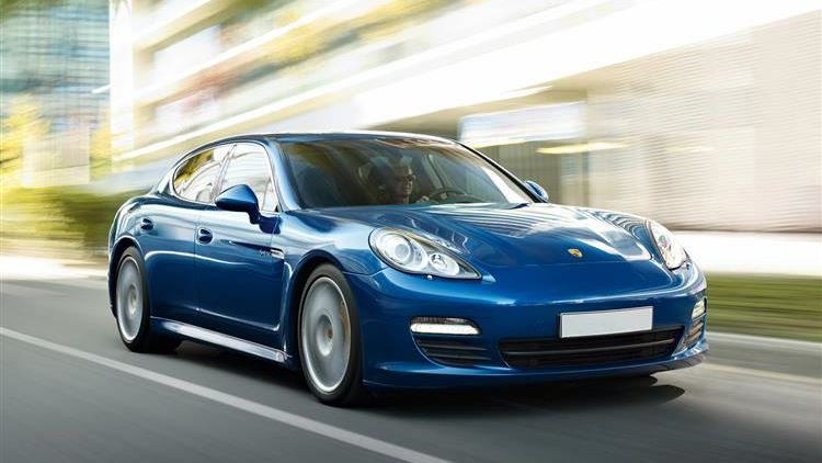 Porsche Panamera S Hybrid 2017 Used Car Review