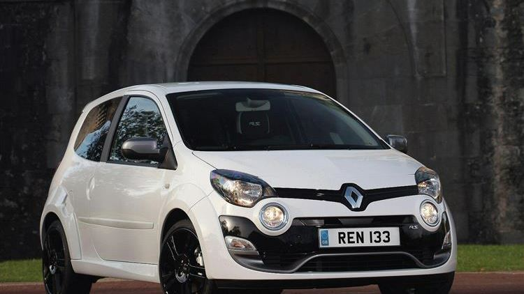 Renault Twingo Renaultsport 133 2012 2013 Used Car Review Car