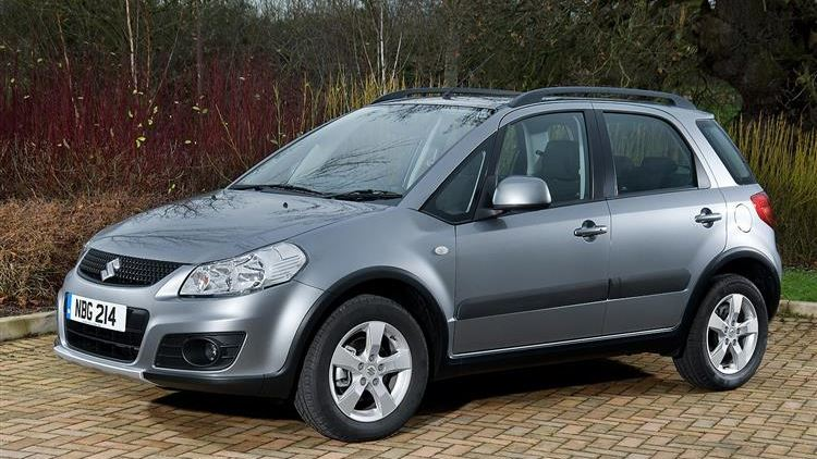 Suzuki SX4 (2010 - 2013) used car review | Car review | RAC