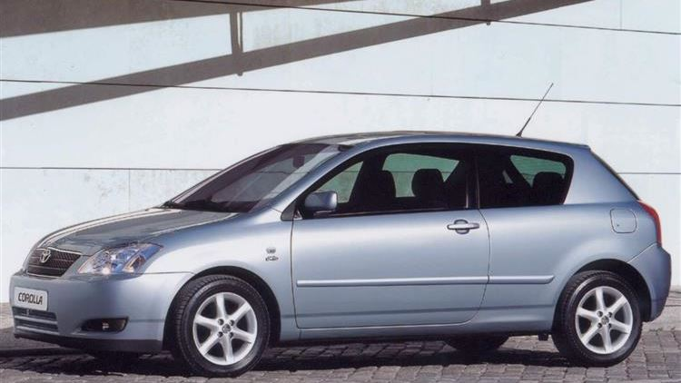 Toyota Corolla 2001 2007 Used Car Review