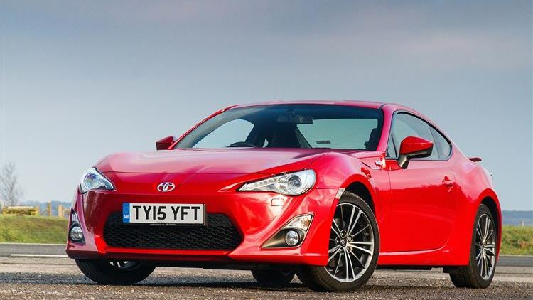Toyota Gt86 2017 2016 Used Car Review