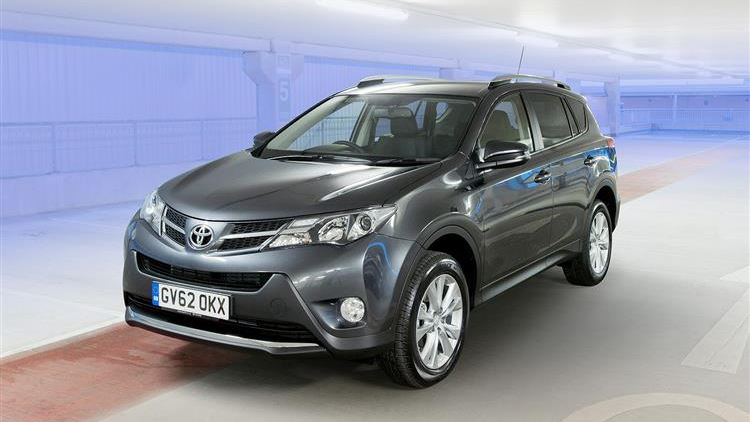 Toyota Rav4 2013 2015 Used Car Review Car Review Rac Drive