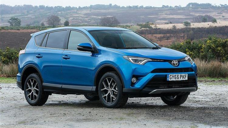 Toyota Rav4 2016 2018 Used Car Review