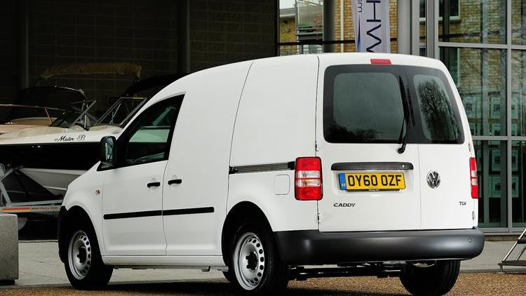 17e3748a2a3003 Volkswagen Caddy van (2004-2011) used car review