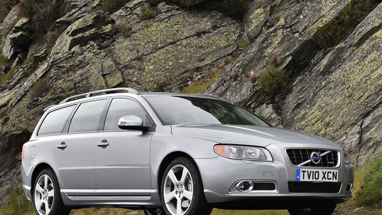 Volvo V70 (2010 - 2013) used car review | Car review | RAC Drive