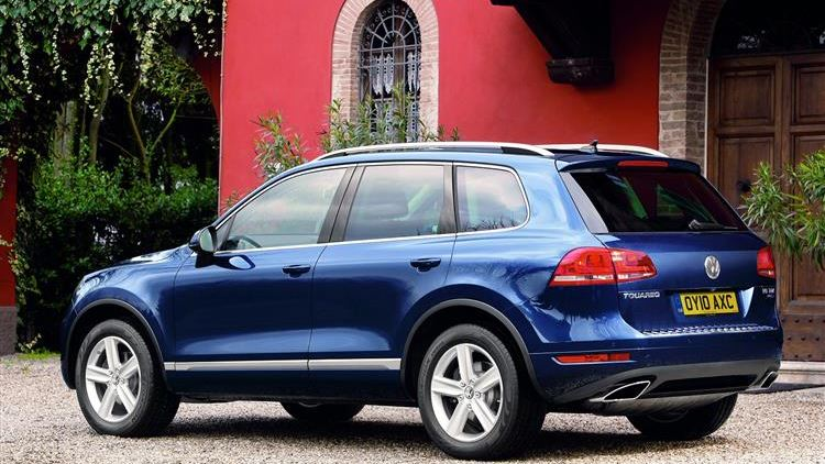 Volkswagen Touareg (2010 - 2014) used car review | Car