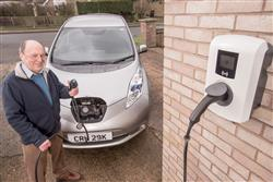 More Charging Points for EVs Needed