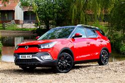 SsangYong Dealerships Growing