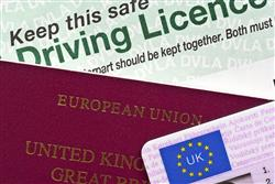 iam warns drivers over transition to paperless driving licences