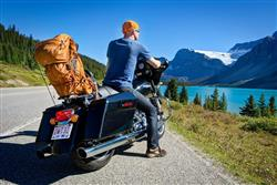 planning a motorcycling holiday