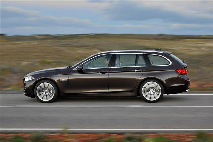 BMW 5 SERIES DIESEL TOURING 520d [190] M Sport 5dr Step Auto