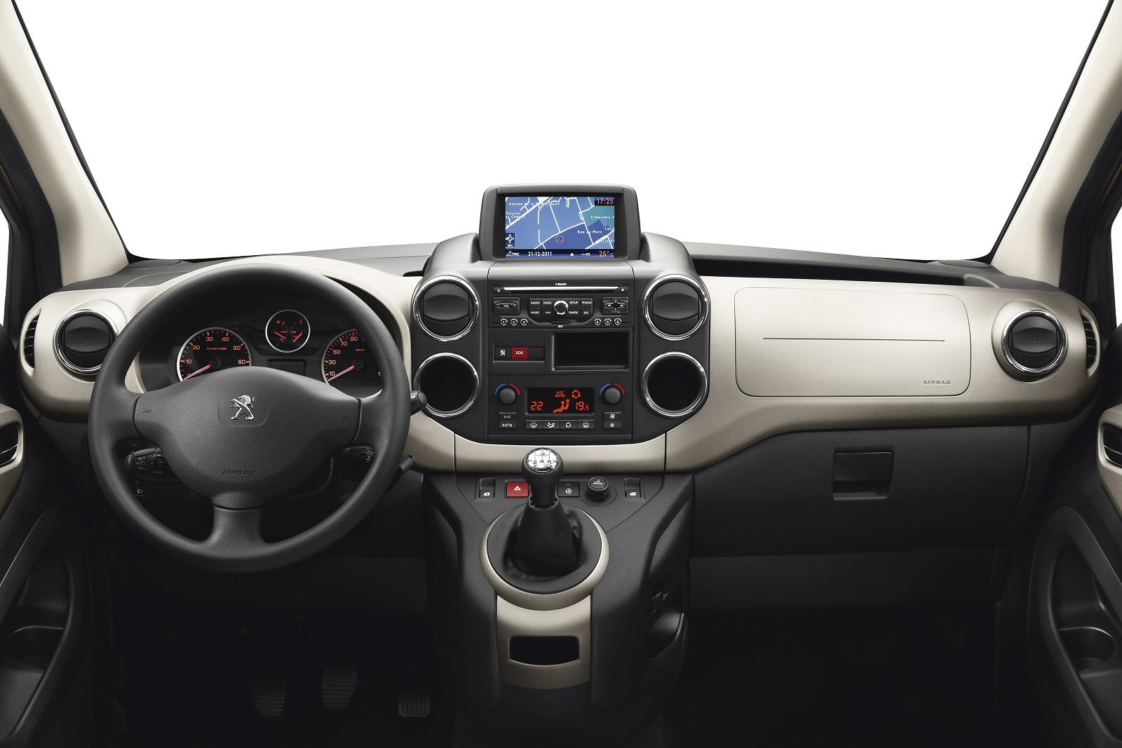 New Peugeot Partner Tepee 1 6 Vti 98 Active 5dr Petrol