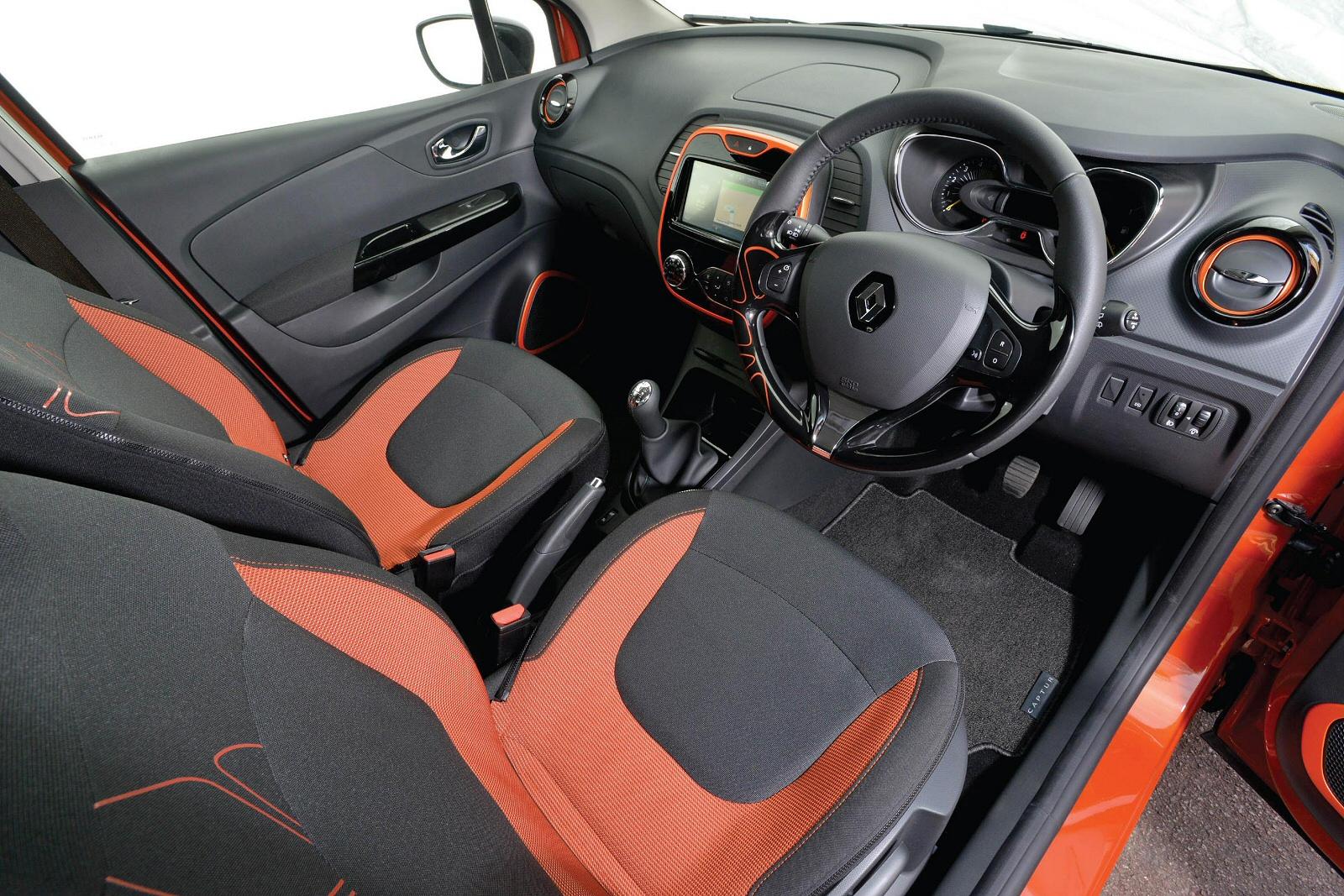 New Renault Captur 1.5 Dci 90 Dynamique Nav 5Dr Diesel Hatchback for ...