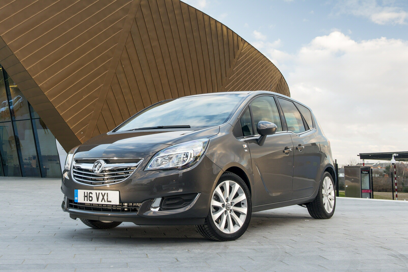 Vauxhall meriva deals uk