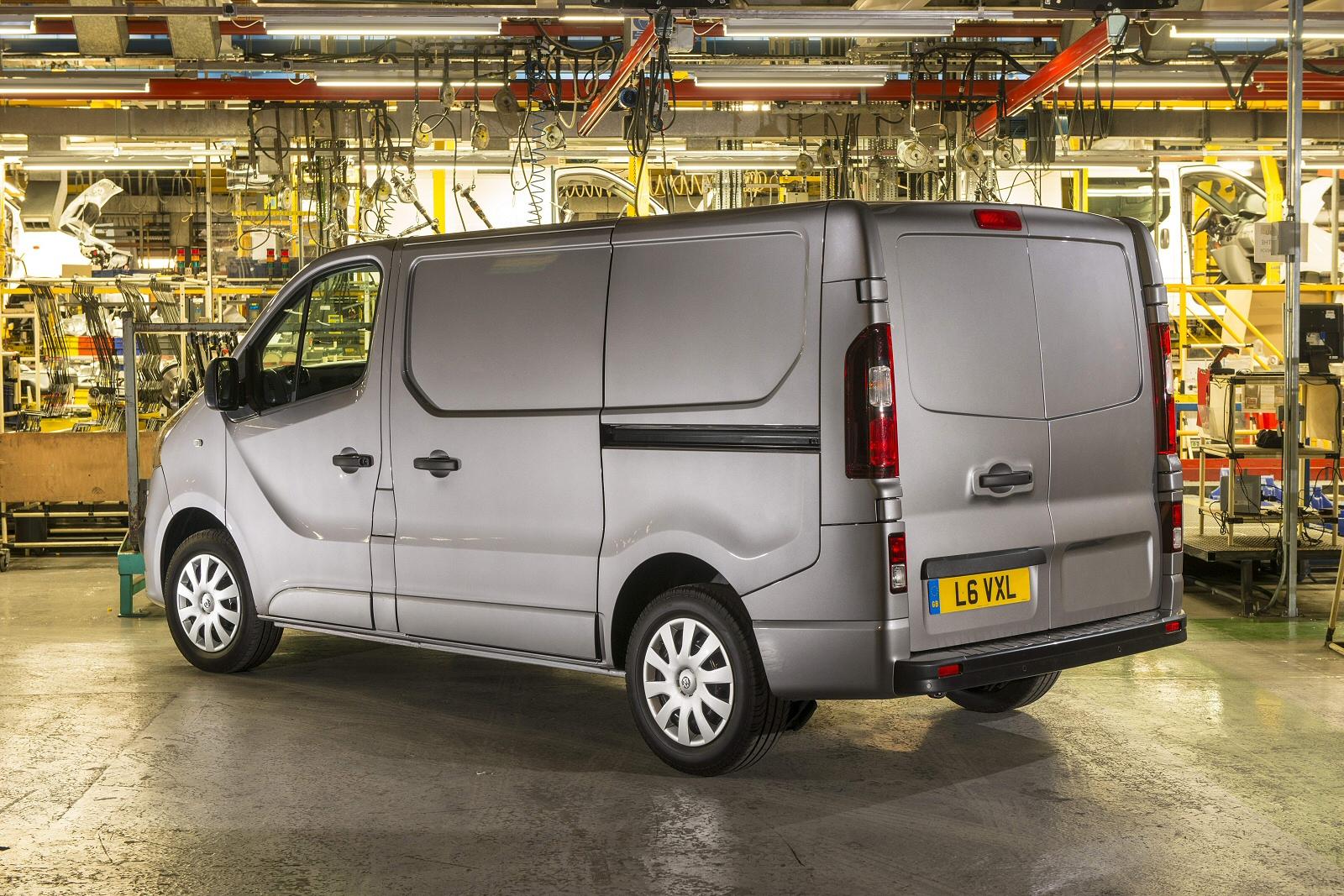 New Vauxhall Vivaro L1 Special Editions 2700 16cdti Biturbo 125 Where Is The Inertia Switch On 2015 Nissan Ecotec H1 Ltd Ed Nav Van For Sale Bristol Street