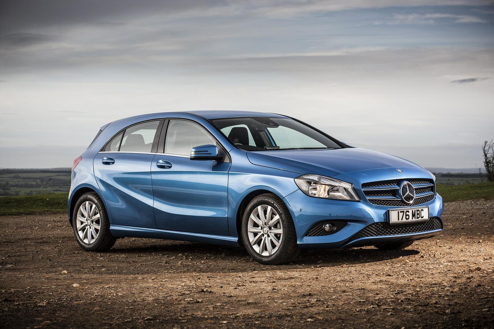 New Mercedes-Benz A-Class A160 Sport 5Dr Petrol Hatchback ...