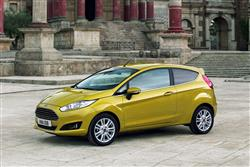 FORD FIESTA HATCHBACK SPECIAL EDITIONS 1.0 EcoBoost 140 ST-Line Red 3dr