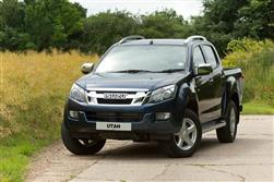 Isuzu D-Max Double Cabs Offers