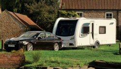 buying a used caravan