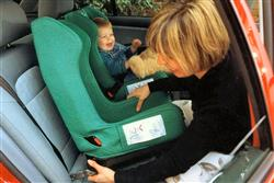 child seats - know the law