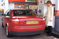 petrol forecourt crime - making sure crime doesn