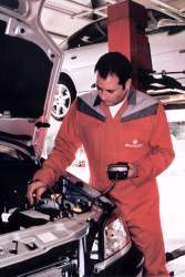 preparing your car for spring - spring is in the air