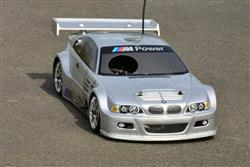 radio controlled cars test - hpi nitro 3 evo rtr