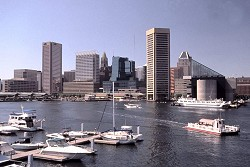 travel - baltimore & the us east coast