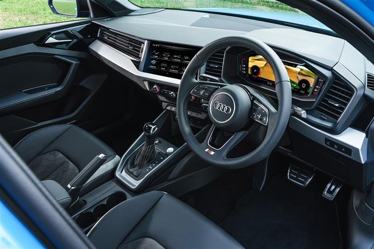 New Audi A1 35 Tfsi Sport 5dr S Tronic Petrol Hatchback For Sale