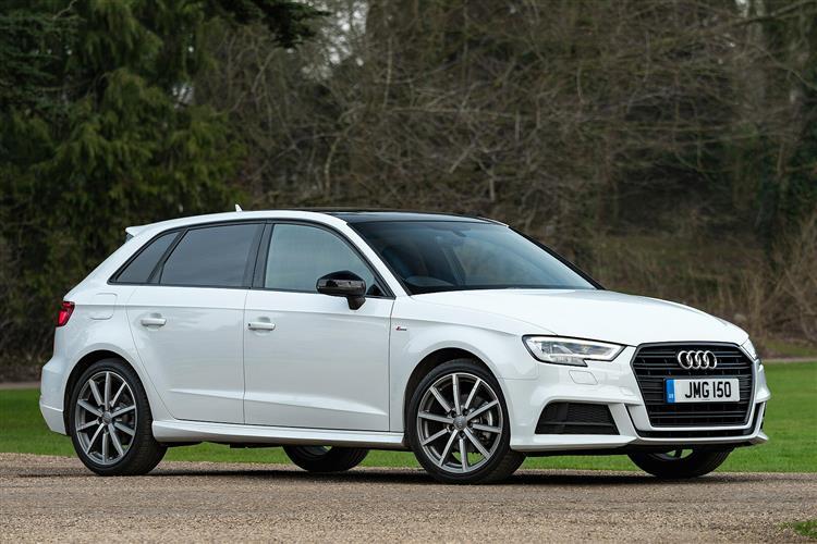 Audi A3 35 TDI S Line 5dr [Tech Pack] Diesel Hatchback