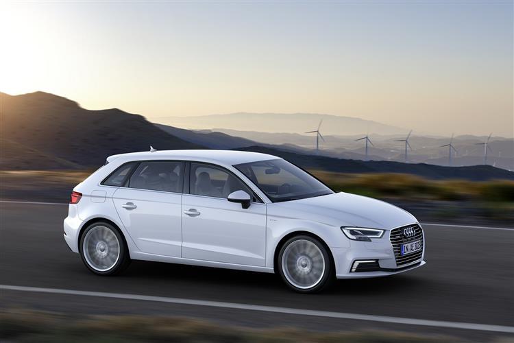 New Audi A3 Sportback 1 4 Tfsi E Tron 5 Door S Tronic