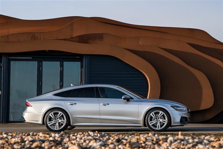 Audi A7 S7 TDI Quattro S 5dr Tip Auto [Comfort+Sound] Diesel Hatchback