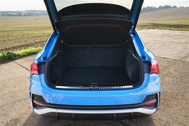 Audi Q3 35 TFSI S Line 5dr S Tronic [Comfort+Sound Pack]