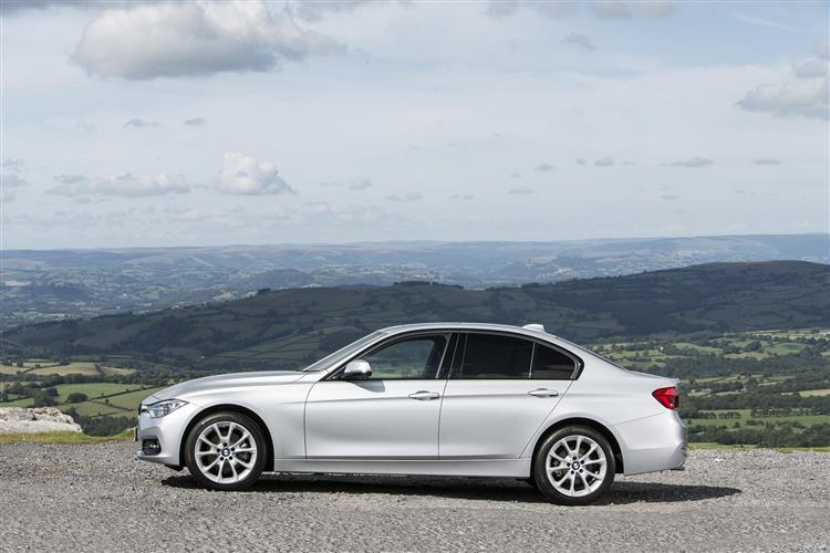 BMW 3 SERIES DIESEL SALOON 330d M Sport 4dr Step Auto